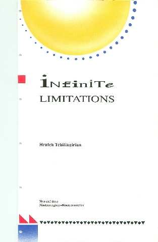 Infinite_Limitations_Hratch_Tchilingirian